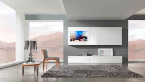 living room beautiful modern light grey living room decoration