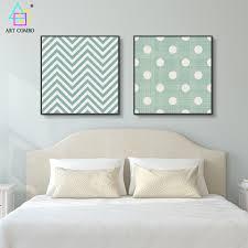 2pcs wandbilder kunstdruck leinwand bilder für wohnzimmer