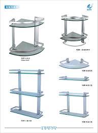 Pottery Barn Sea Glass Bathroom Accessories by Bathroom Accessories Glass Shelf Bathroom Design Ideas 2017
