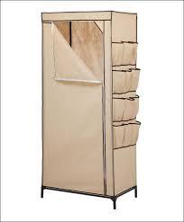 Portable Garment Racks Temporary or Permanent Clothing Storage