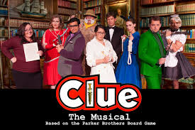 Lehis Clue The Musical Are You Game To See It