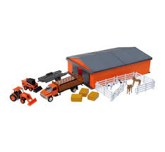 100 Toy Grain Trucks 143 Farm Tractors Action S
