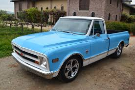 100 C10 Chevy Truck 1968 Chevrolet Pickup CLASSIC CARS LTD Pleasanton