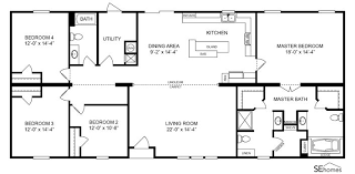 Clayton E Home Floor Plans by 9 Best Kabco Manufactured Home Models Images On Pinterest