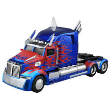 Transformers Die Cast Vehicle The Last Knight Ver. 1/24 Optimus ...