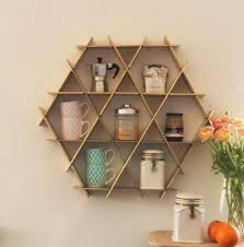 Kitchen Storage Coffee Shelf Organization