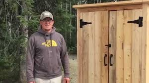 How To Build A Wood Smokehouse Or Outdoor Closet - YouTube Backyard Smokehouse Plans Cstruction Wood Frame Free Pdf Brick Building Your Own Smoke House Youtube Homemade Small Wooden Outdoor 16 Cheap Firewood Shed Ideas Woodwork Storage Dollhouse Plans Fniture Design And How To Build A Stone Pizza Oven Howtos Diy With Pallets Part 1 Of 3 Johnson Homestead Backyard Chickens Barbecue 21 Steps With Pictures Fireplace Bbq Designs Jen Joes Simple Cooking In The Wind Rain Cold Virtual Weber Bullet
