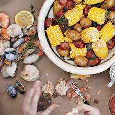How To Clambake — Recipes Hubs Crawfish Boil Clam Bake Low Country Maryland Crab Boilits Stovetop Clambake Recipe Martha Stewart Onepot Everyday Food With Sarah Carey Youtube A Delicious Summer How To Make On The Stove Fish Seafood Recipes Lobster Tablecloth Backyard Table Cloth Flannel Back 52 X Party Rachael Ray Every Day Host Perfect End Of Rue Outer Cape Enjoy Delicious Appetizer Huge Meal And Is It Acceptable Have Clambake At Wedding Love Idea Here Are 10 Easy Steps Traditional