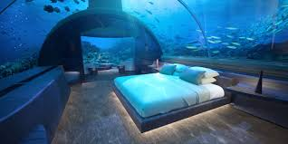 100 Conrad Maldive An Underwater Villa Is Opening In The S This Year