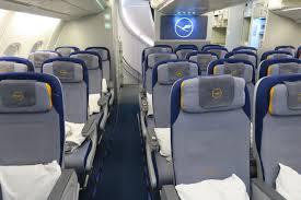 Review Lufthansa A380 Business Class Frankfurt to Hong Kong