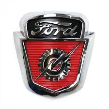 100 Ford Truck Emblems 1953 1954 1955 1956 53 54 55 56 FORD TRUCK F100 F250 HOOD EMBLEM
