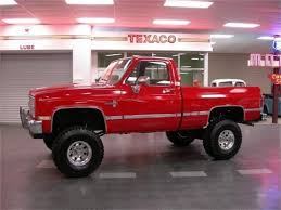 100 1983 Chevrolet Truck Silverado For Sale ClassicCarscom CC1069599