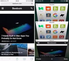 12 Best iPhone Browsers You Can Use 2017