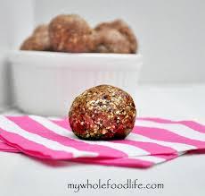 Cashew Cookie Larabar Bites