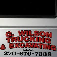 100 Wilson Trucking Company G And Excavating Home Facebook