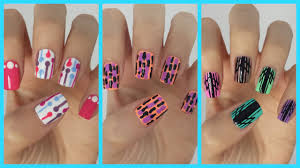 Watch Photo Pic Youtube Nail Art Designs Beginners At Best 2017 ... Awesome Nail Designs Diy Best Nails 2018 You Can Do With Tape Art Emejing Easy Flower To At Home Photos Interior 2025 Best Images On Pinterest Face And Using Tutorial Natural 20 Amazing And Simple Image Collections For Beginners Arts Contemporary Stunning Decorating Art Black Nails Navy All Design How It Pictures Short