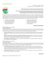 Account Manager Resume Examples Sample Public Relations Samples In Keyword