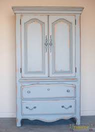 Distressing Furniture Chalk Paint