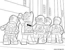 Lego Superman Coloriage Lego Batman And Robin Coloring Pages Angry