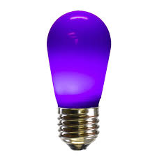 Replacement Light Bulbs For Ceramic Christmas Tree by Led Light Bulbs S14 Sized Replacement Bulbs Christmastopia Com