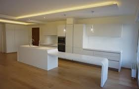 cuisine avec grand ilot central grand ilot de cuisine grand ilot de cuisine comptoir de granit