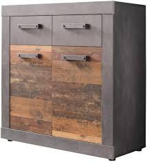 ii in graphit grau matera wood wohnzimmer schlafzimmer