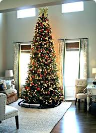 Skinny Christmas Tree Tall Image Gallery Of Thin Tittle