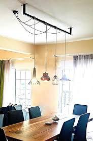 Pendant Dining Room Lights Attractive Industrial Lighting With Top Best