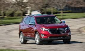 2018 Chevrolet Equinox AWD Test | Review | Car And Driver The 2016 Chevy Equinox Vs Gmc Terrain Mccluskey Chevrolet 2018 New Truck 4dr Fwd Lt At Fayetteville Autopark Cars Trucks And Suvs For Sale In Central Pa 2017 Review Ratings Edmunds Suv Of Lease Finance Offers Richmond Ky Trax Drive Interior Exterior Recall Have Tire Pssure Monitor Issues 24l Awd Test Car Driver Deals Price Louisville