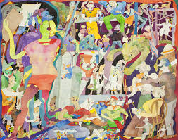 Big Ang Mural Chicago by Homegrown The Of The Art Institute Of Chicago In The