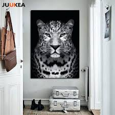 Leopard Print Bedroom Decor by Wall Ideas Animal Print Bathroom Wall Decor Appealing Safari