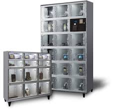 Automated Dispensing Cabinets Manufacturers by Apex Introduces Automated Lockers To Manage Handheld Electronic