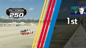100 Nascar Truck Race Live Stream NASCAR Heat 3 Xbox One S Only 1012018 YouTube