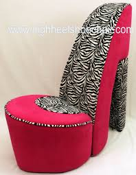 Funky Chairs | High Heel Shoe Chair: Zebra & Hot Pink High ... Fun Leopard Paw Chair For Any Junglethemed Room Cheap Shoe Find Deals On High Heel Shaped Chair In Southsea Hampshire Gumtree Us 3888 52 Offarden Furtado 2018 New Summer High Heels Wedges Buckle Strap Fashion Sandals Casual Open Toe Big Size Sexy 40 41in Sofa Home The Com Fniture Dubai Giant Silver Orchid Gardner Fabric Leopard Heel Shoe Reelboxco Stunning Sculpture By Highheelsart On Pink Stiletto Shoe High Heel Chair Snow Leopard Faux Fur Mikki Tan Heels Clothing Shoes Accsories Womens Luichiny Risky