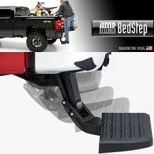 75312-01A AMP Research BedStep Bumper/Tailgate Step Ford F150 2015 ...