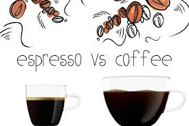 Espresso And Coffee Flavor