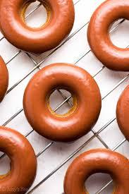 Pumpkin Cake Mix Donuts by Healthy Pumpkin Donuts With Chocolate Glaze Amy U0027s Healthy Baking