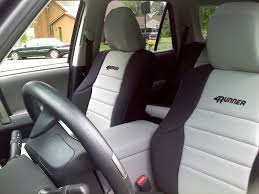 Neoprene Seat Covers - Toyota 4Runner Forum - Largest 4Runner Forum