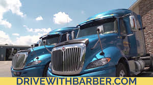 100 Safer Trucking Barber Newer Equipment YouTube