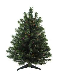 Slim Pre Lit Christmas Tree Canada by National Tree Pre Lit 7 5 U0027 Dunhill Fir Tree With 700 Low Voltage