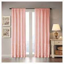 Target Eclipse Pink Curtains by Eclipse Paloma Thermaweave Blackout Curtain Bedroom Pinterest