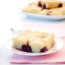 kirschen kuchen und gebäck essen und trinken