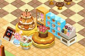 Bakery Story Halloween 2013 by Bakery Master Box List