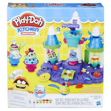 Play Doh Kitchen Creations Ice Cream Castle Playset Toys