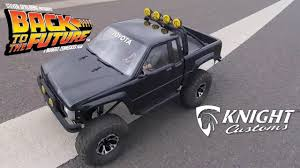 AMAZING! Back To The Future Toyota Sr5, Knight Customs, RC Scale ... Back To The Future 1986 Toyota Pickup 4x4 Toyotaclassiccars Future Truck Page 3 Yotatech Forums This Pickup Truck Has A Very Ii Vibe All It Shows Off Marty Mcflys Dream Concept Gearopen Michael J Foxs Ride Jewel And Mercedesbenz Trucks On Twitter With First 2016 Tacoma Travels 1985 Motor These Are The Absurdly Great Cars Of To Trilogy Texas Coop Power Should Package Be Rough Rider Ljn Rare 1981 Promo Nonworking Is There Ram 1500 Hellcat Planned For