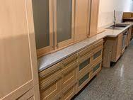 hochwertige 16 monate alte küche in weiß hochglanz inklusive elektrogeräte mit garantie
