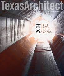 texas architect sept oct 2005 by texas society of architects issuu