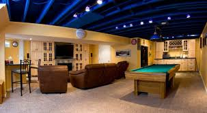 ceiling ideas for unfinished basement basement ceiling ideas