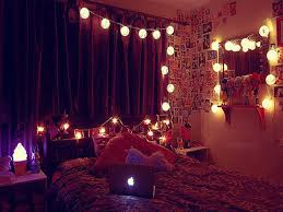 Appealing Paper Lantern String Lights Bedroom 40 In Decor
