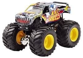 100 Hot Wheels Monster Truck Toys Children Toy Vehicle Jam Maximum